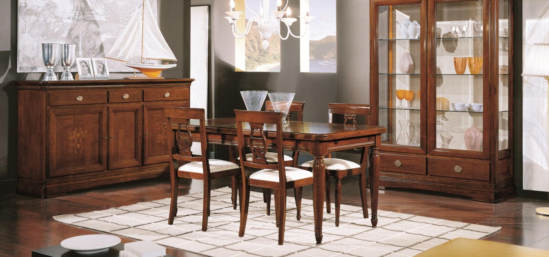 Produzione mobili in stile bn arredo - Mobili tre ci ...